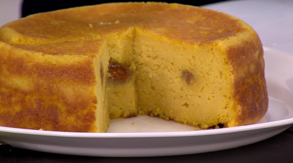 Como preparar una torta de auyama