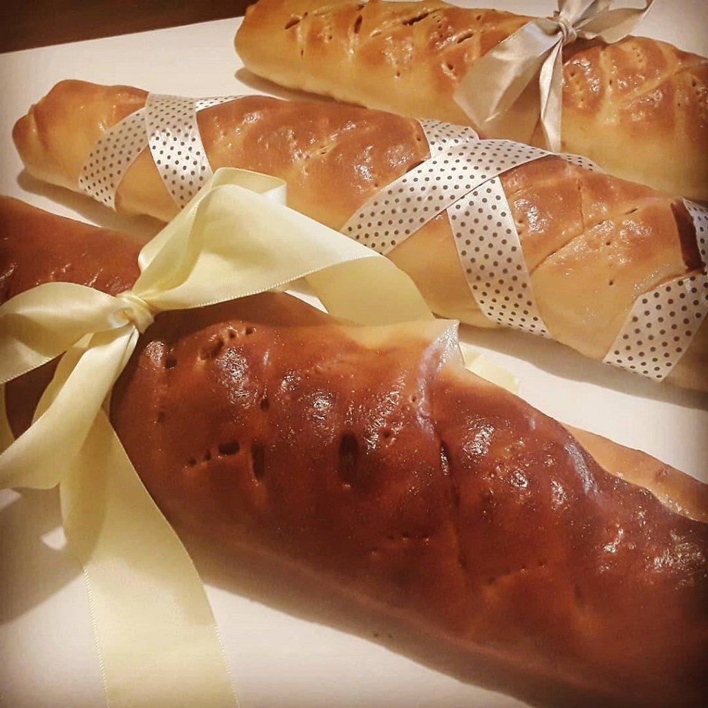 Receta de pan de jamon