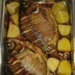 Como preparar pescado al horno